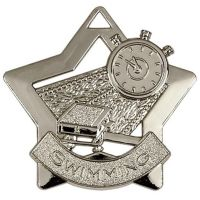 Mini Star Swimming Medal</br>AM718S